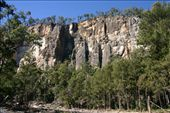 The staggering 200 meter walls of the gorge.: by BigTripBlog, Views[1146]