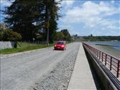 our hired car on Chiloe (Mietauto): by aj, Views[124]