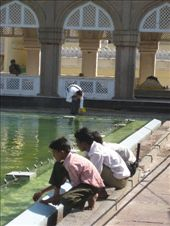 boys washing in Mosque fountain!: by alexbg, Views[1543]