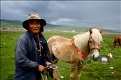 Chinese shepherd in Litang, Sichuan Province: by aliceesther, Views[251]