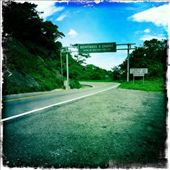 Entering Chiapas, the southernmost state in Mexico! Hells yeah!: by alpiner84, Views[122]