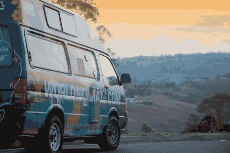 Travelling Dan - Australia
