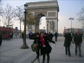 arc de triomphe: by anabobana, Views[101]