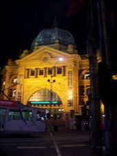 station melbourne: by angelahirs, Views[192]