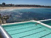 Zwembad in oceaan, bondi- Sydney: by angelahirs, Views[356]
