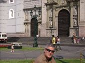 Cathedral, Lima, funded by Pizarro's daughter on condition that dad got buried in the cathedral in a prominent location.: by anijensen, Views[235]