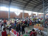 The markets in the Cañari indigenous village  : by ashleytg, Views[117]