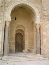 Doorway I liked at Monastir's fort: by aussiechick_007, Views[98]
