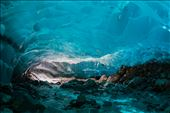 Inside of the Mendenhall Glacier: by awxnderlust, Views[31]