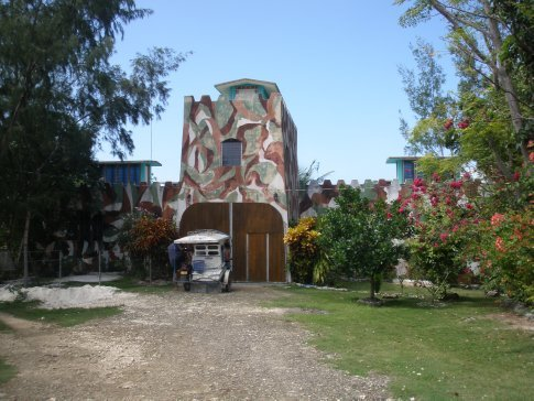 the ugliest house in the world siquijor philippines