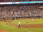 Kansas v's Arizona - Meche pitched a complete game shut out: by bec-simon, Views[99]