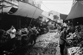 a traditional market reopening after rain had poured heavily.: by benlaksana, Views[136]