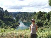 River to Huka Falls, Taupo: by bob_and_caroline, Views[90]
