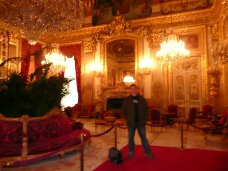 Louvre - Napolean's Apartments