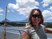 Cat and Bridge, Brisbane.: by candjmcshane, Views[113]
