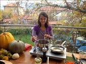 My daughter, Boryana is a great kitchen helper and budding chef!: by caseyangelova, Views[75]