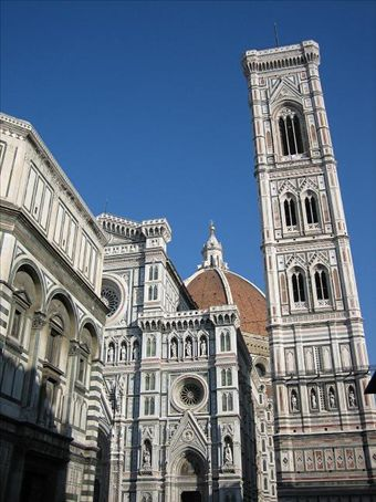Amazing detail on the Duomo