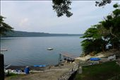 View from Monkey Hut across Laguna de Apoyo: by ccandj6monthsaway, Views[222]
