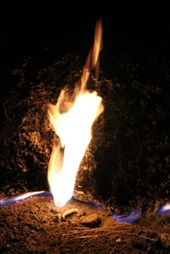 Chimaera flames near Olympos: by chris_and_dusk, Views[154]