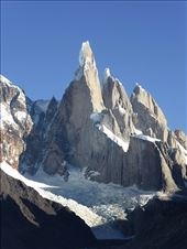 Cerro Torre, my favourite. People have climbed this - incredible: by clare-tamea, Views[17]