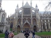 Westminster side entrance: by colin_s, Views[66]