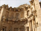 Views of the ancient Roman city of Jerash: by colleen_finn, Views[226]