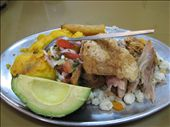 My hornado lunch (yup, this is the big roasted pig..well, parts): by colleen_finn, Views[79]