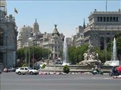 The roundabout outside the Palace of Communications: by colleen_finn, Views[562]