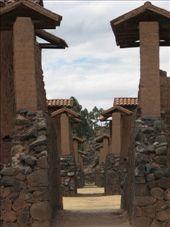 Inca ruins in Raqchi: by colleen_finn, Views[105]