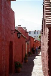 The streets of the Santa Catalina monastery: by cowskins, Views[128]