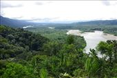 Panoramic view of our rafting river: by cowskins, Views[132]
