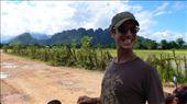 Loving it, around Vang Vieng: by daan, Views[94]