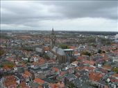 Overlooking the lovely town of Delft from the Nieuwe Kerk: by dale_ireland, Views[191]