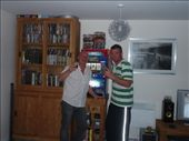 The pin ball machine, that i completely owned! and who said co-ordination goes when youre drunk!!: by dana-b, Views[130]