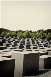 Holocaust-Mahnmal (Holocaust Memorial): by danihansen, Views[24]
