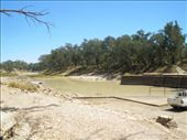 lock and weir not much water: by dianne_peter, Views[212]