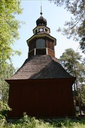 The oldest building on the island is the Karuna Church, from 1686.: by drmitch, Views[36]