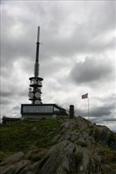 Finally at the cafe on Mt Ulriken after a long hike: by drmitch, Views[54]