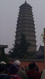 Old Temple Pagoda: by emacinat, Views[240]