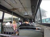 l'interieur de l'autobus en Malaysie...elle me faisait etrangement penser aux autobus au Guatemala: by emilpeace, Views[97]