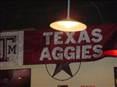 Upstairs room decorated with Aggie stuff: by enanareina, Views[492]
