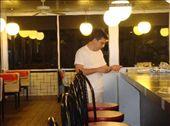 Ben at Waffle House: by enanareina, Views[294]