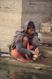 Lavando en el Ganges: by flachi-gus, Views[159]