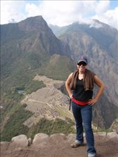 Jen´s a champion.  Machu Picchu, Peru.: by forgettable_blue, Views[89]