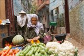 Those photos are taken in the medinas of Morocco. Every big city has its usually old neighbourhood of labyrinths, full of people, animal, food, spices, random goods; they really are more than just a market.: by fred_seguin, Views[173]