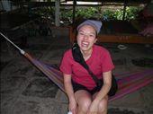 Ça lui a prit beaucoup de patience, mais My-Linh a finalement eu son tour sur le hammac.: by genebi, Views[95]