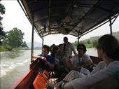 river tour from Thaton to Chiang Rai: by guenomade, Views[95]