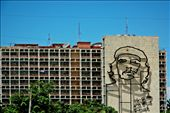 The are many revolutions images and slogans all arounds Cuba.