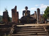 Temple that was bombed, but Buddha remains..: by heathergay, Views[68]