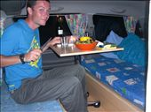 The Final Supper in our van: by heywoods1976, Views[147]